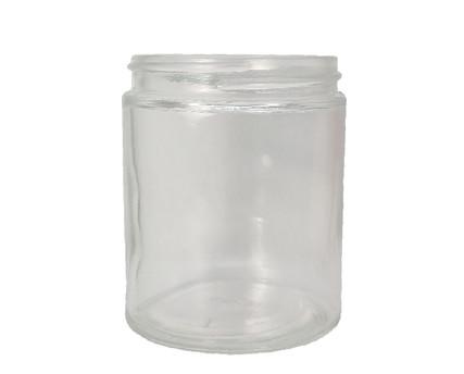 Glass Jar: 63mm - 6 oz