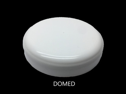 Domed Cap: 53mm Smooth (PC053C4DP - Samples for Product Testing - No Minimum