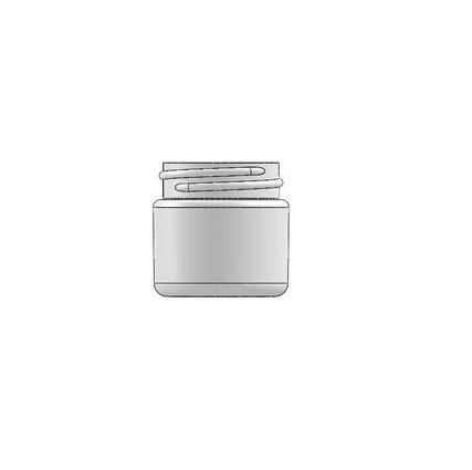 PET Jar: 38mm - 1oz