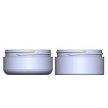 Double Wall Polypro Jar: 70mm - 2oz (400 Thread)