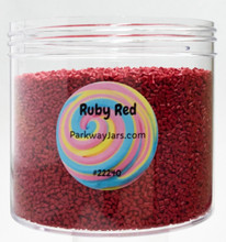 "Slime Sprinkles - #22240 ""Ruby Red"""