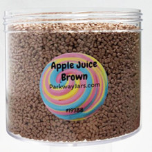 "Slime Sprinkles - #19388 ""Apple Juice Brown"""