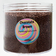 "Slime Sprinkles - #19390 ""Chocolate Brown"""