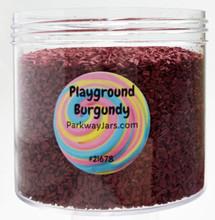 "Slime Sprinkles - #21678 ""Playground Burgundy"""
