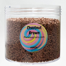 Slime Sprinkles - Chestnut Brown