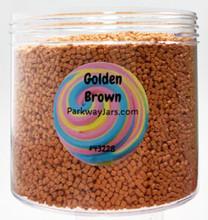 Slime Sprinkles - Golden Brown