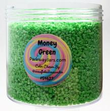 Slime Sprinkles - Money Greeen by @snowflakeslimesandco
