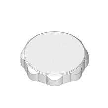 EZ Grip Cap - For 53mm Jars