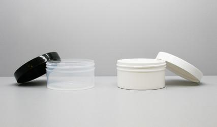 Jar & Cap Combo Case : 100mm - 8 oz
