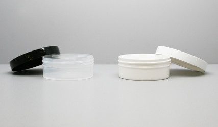 Jar & Cap Combo Case : 100mm - 6 oz