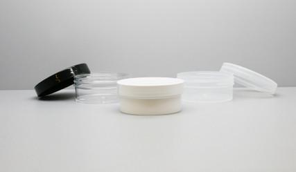 Jar & Cap Combo Case : 89mm - 4 oz