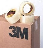 3M 371 Packaging Tape - Pack Of 6