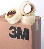 3M 371 Packaging Tape - Pack Of 6