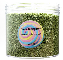 Slime Sprinkles shown in 120mm 32oz jar