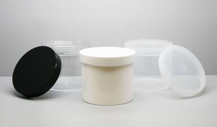 Jar & Cap Combo Case: 120mm - 32 oz