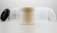 Jar & Cap Combo Case: 120mm - 40 oz