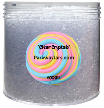Slime Sprinkles for Parkway - Clear Crystals