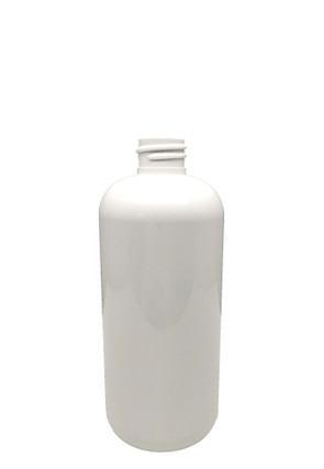 Boston Round PET Bottle: 28mm - 16oz