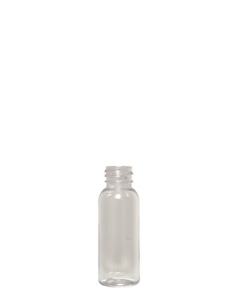 Cosmo Round PET Bottle: 20mm - 1oz