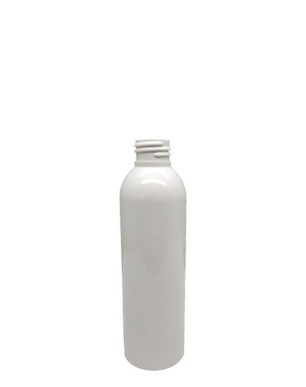 Cosmo Round PET Bottle: 24mm - 6oz