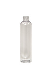 Cosmo Round PET Bottle: 24mm - 8oz