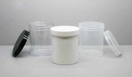 Jar & Cap Combo Case: 89mm - 16 oz
