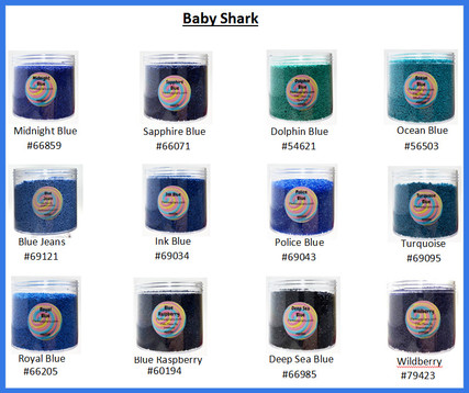 Sprinkle Shot - Bundles - Baby Shark