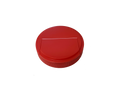Sift Cap - For 89mm Jars in Red, closed
