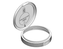MegaFlap Cap (154 pcs/box) - For 120mm Jars