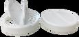 .127'' Sift / Full Pour Cap - For 63mm Jars