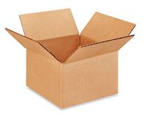 """6"""" x 6"""" x 4"""" Box - Bundle of 25"""
