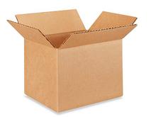"""8"""" x 6"""" x 6"""" Box - Bundle of 25"""