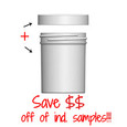 Jar & Cap Combo Case: 53mm