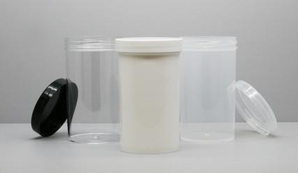 Jar & Cap Combo Case: 63mm - 8 oz