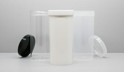 Jar & Cap Combo Case: 63mm - 10 oz