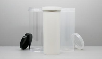Jar & Cap Combo Case: 63mm - 12oz
