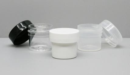 Jar & Cap Combo Case: 33mm - 1/4 oz