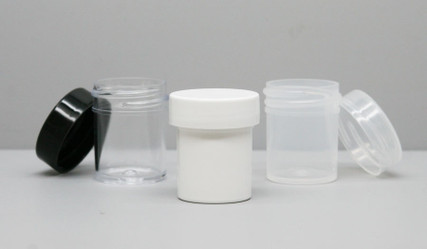 Jar & Cap Combo Case: 33mm - 1/2 oz