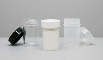 Jar & Cap Combo Case: 33mm - 7/8 oz