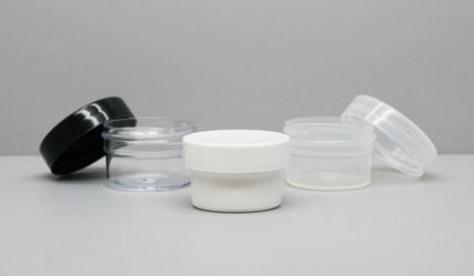 Jar & Cap Combo Case : 43mm - 1/2 oz