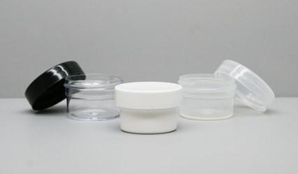 Jar & Cap Combo Case : 43mm - 1/2 oz