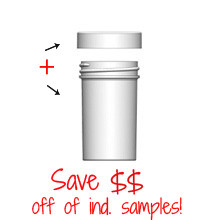 Jar & Cap Combo Case: 43mm