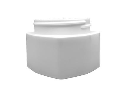 Open Bottom Jar: 63mm - 3 oz (Cube)
