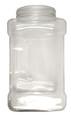 PET Plaza Jar: 1 Gallon