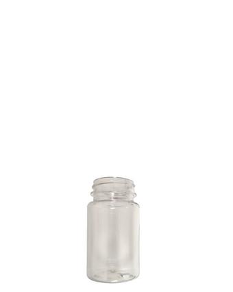 Round Packer PET Bottle: 33mm - 2.5oz