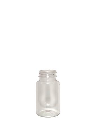 Round Packer PET Bottle: 38mm - 2.5oz