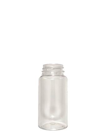 Round Packer PET Bottle: 38mm - 5oz