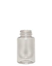 Round Packer PET Bottle: 38mm - 6oz