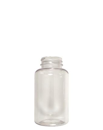 Round Packer PET Bottle: 38mm - 6.75oz