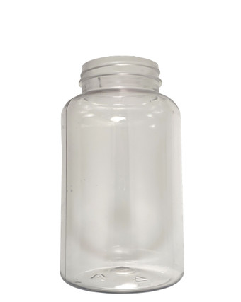 Round Packer PET Bottle: 53mm - 17oz